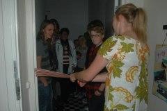 Invigning av ungdomsrummet
